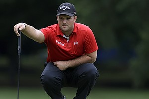 Patrick Reed during the final round of the 2013 Wyndham Championship in Greensboro, N.C.