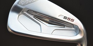 PHOTOS: Ping's new S55 irons