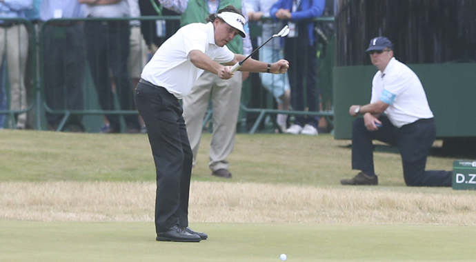 masters to u s  open to british open to pga championship
