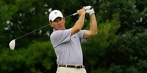 Chip Lutz on early roll at USGA Senior Amateur