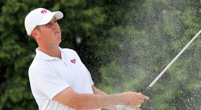 Tim Crouch of the Florida Southern men's golf team.
