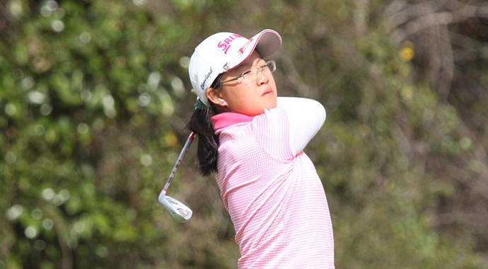 Rachel Liu, 14, has earned an exemption in the Symetra Tour's Volvik Championship.