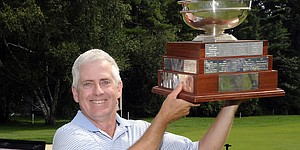 Schultz wins his first Canadian Senior Amateur title