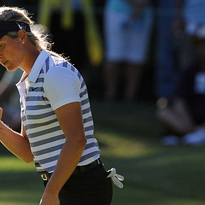 Suzann Pettersen won the Safeway Classic for her second LPGA victory this season.