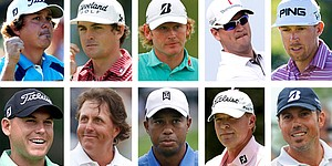 Presidents Cup: U.S. player capsules