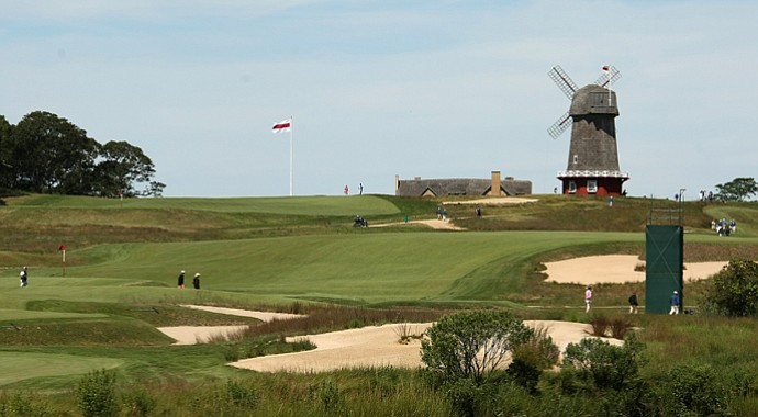 National Golf Links is the site of the 2013 Walker Cup.