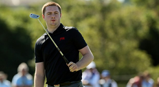 Max Orrin turned professional immediately following the Walker Cup finish on Sunday.