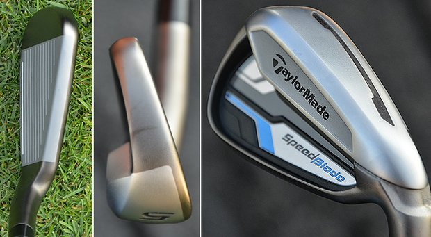 "With an updated ""Speed Pocket,"" TaylorMade's latest irons – the SpeedBlade – tout improved consistency, feel and distance."