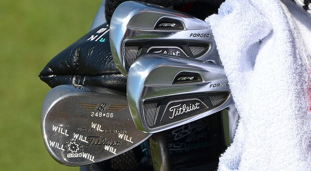 A look inside Zach Johnson's winning bag at the BMW Championship.