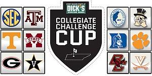 Pairings, tee times: Collegiate Challenge Cup
