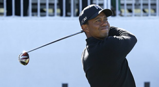 Tiger Woods is paired with Henrik Stenson for Round 1 at the Tour Championship.