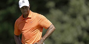 5 Things: Tiger's awkward day; Stricker's detour; more