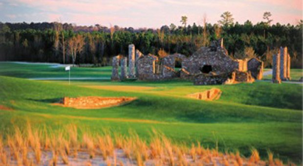 Barefoot Resort, in North Myrtle Beach, S.C., will play host to this fall's NCCGA National Championship.