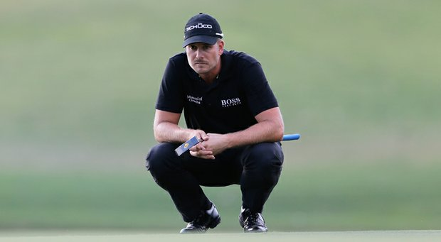 Henrik Stenson is vested in his Piretti putter in more ways than one. Not only does he make clutch putts with it, he serves as the putter company's Scandinavian distributor.