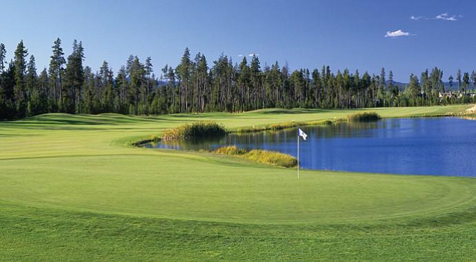 Crosswater in Sunriver, Ore., host of the 2013 Golfweek Division II Fall Invitational.