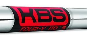 KBS Tour-V iron shafts