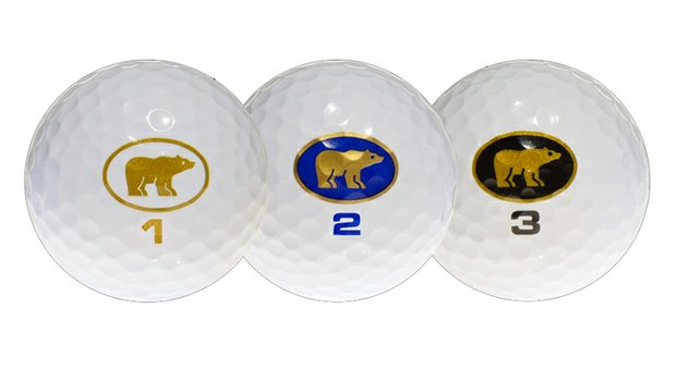 Jack Nicklaus is introducing three golf balls: Nicklaus Black, Nicklaus Blue and Nicklaus White. Each will be used for three skill levels of player, using the traditional tees from which they typically play.
