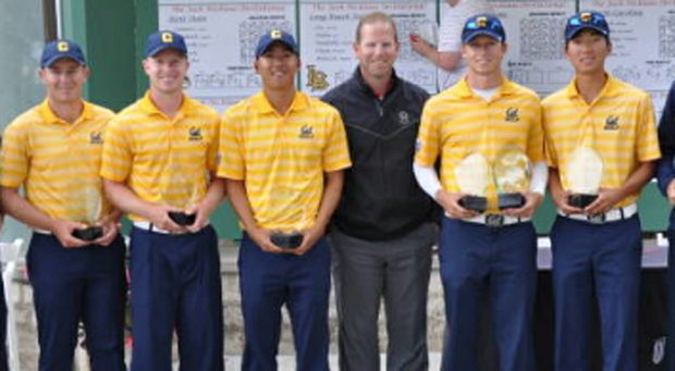 California wins the 2013 Jack Nicklaus Invitational