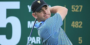 Oosthuizen ready to tee it up at Prez Cup after injury