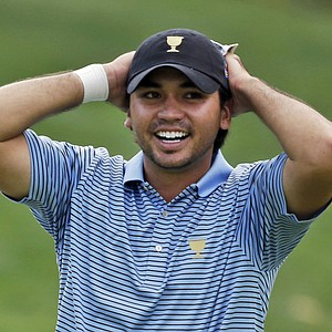 Jason Day, 25, 1-3-1, Australia: Played poorly in the 2011 Presidents Cup in his homeland; hoping for better results in his adopted home, Ohio. Aggressive and talented, he has three seconds, a third and an eighth in majors since 2011.