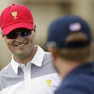Zach Johnson, 37, 4-5-0, St. Simons Island, Ga.: His season picked up serious steam down stretch, when he won BMW and had six other top 10s after July 4. A control player who putts very well, he's perfect for foursomes.