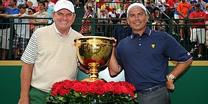 Presidents Cup: Day 2 pairings and matches
