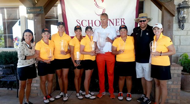 Oklahoma State recorded its first team victory of the season at the inaugural Schooner Fall Classic.