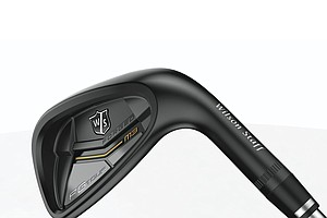 The Wilson Staff FG Tour M3 iron.
