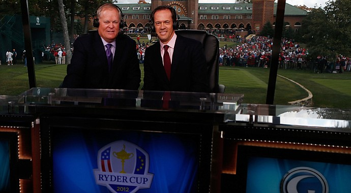 The PGA of America and NBC announced Oct. 10 that the Ryder Cup will remain on NBC through 2030 as part of a 15-year contract extension.