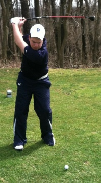 John Janisse, Xavier club golf