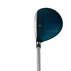Cobra Baffler XL fairway wood at address.