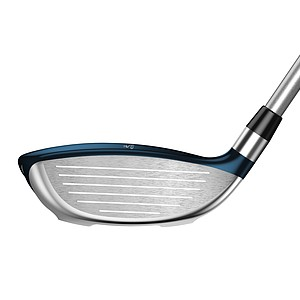 Cobra Baffler XL fairway wood face.