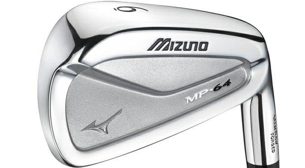 Mizuno MP-64 iron.
