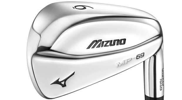 Mizuno MP-69 iron.
