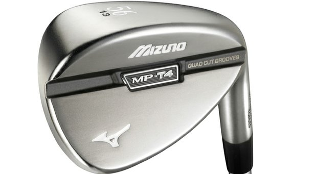 Mizuno MP-T4 wedge.