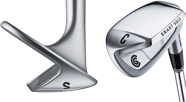 With the release of two Smart Sole wedges, Cleveland aims to provide golfers with plenty of short-game touch.