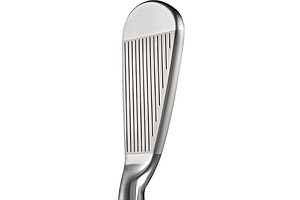 Adams' latest set of irons for better players – XTD Forged – comes with two low-spinning hybrids and irons with slots designed to boost ball speed.