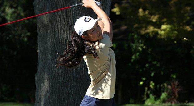 UC Davis' Betty Chen won the Hoosier Fall Invitational.