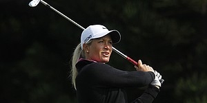 Pettersen (shoulder) WDs from Bahamas LPGA Classic