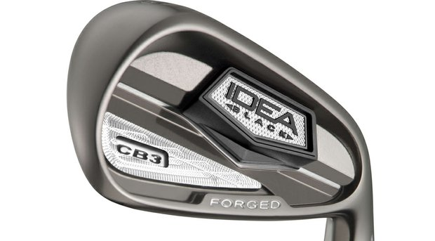 Adams Idea Black CB3 forged iron.