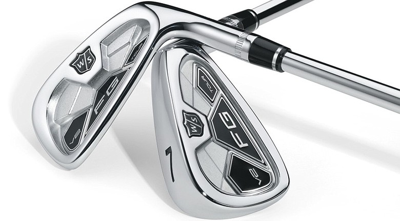 Wilson FG Tour V2 forged iron.