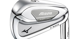 Mizuno MP-59 forged irons