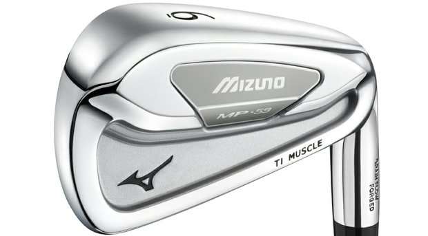 Mizuno MP-59 forged iron.