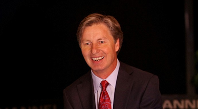 Brandel Chamblee of Golf Channel