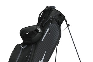 The Nike Sport Lite carry bag (black/silver)