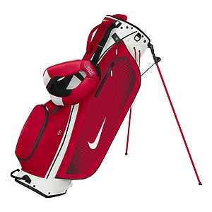 The Nike Sport Lite carry bag (red/black)