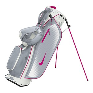 The Nike Sport Lite carry bag (pink/silver)