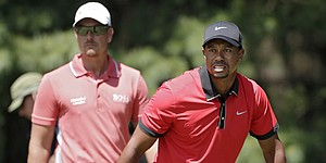 Woods paired with Rose, Stenson for Rd. 1 in Turkey