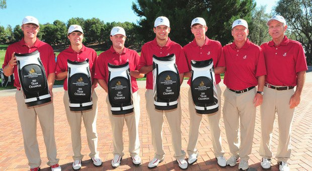 Alabama won the Gifford Collegiate on Nov. 5 to stay undefeated during the fall season.