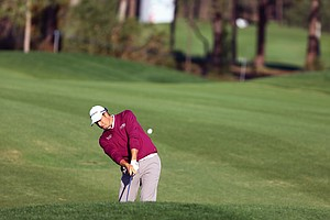 Henrik Stenson during the 2013 Turkish Open.